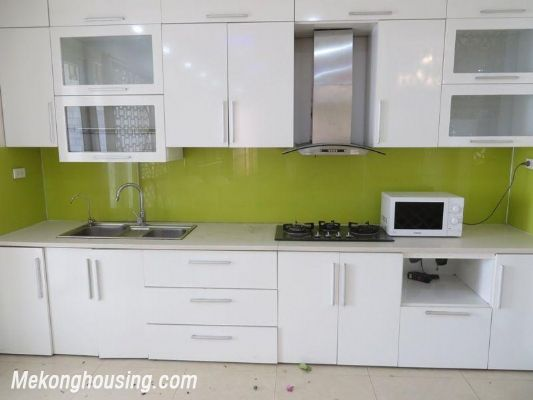 Nice apartment with 3 bedrooms for rent in 25t2 Hoang Dao Thuy, Cau Giay, Hanoi 5