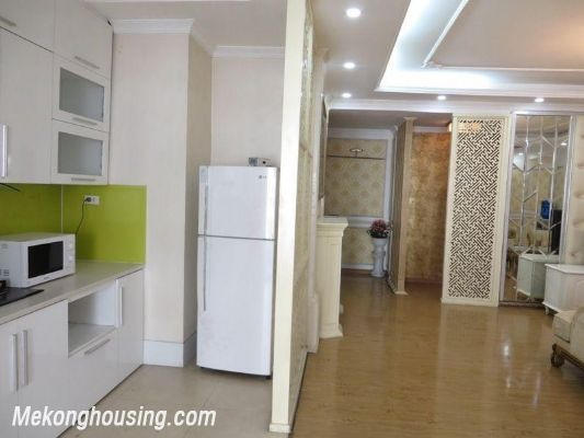 Nice apartment with 3 bedrooms for rent in 25t2 Hoang Dao Thuy, Cau Giay, Hanoi 6