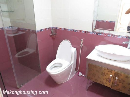 Nice apartment with 3 bedrooms for rent in 25t2 Hoang Dao Thuy, Cau Giay, Hanoi 7