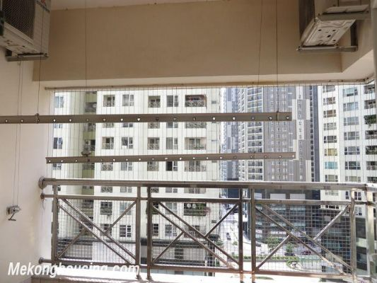 Nice apartment with 3 bedrooms for rent in 25t2 Hoang Dao Thuy, Cau Giay, Hanoi 8