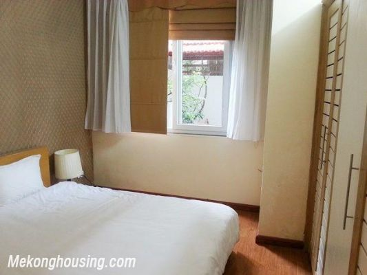 Nice apartment with one bedroom for rent in Cong Vi, Ba Dinh, Hanoi 2