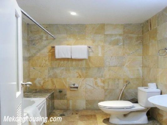 Nice apartment with one bedroom for rent in Cong Vi, Ba Dinh, Hanoi 3