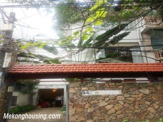 Nice apartment with one bedroom for rent in Cong Vi, Ba Dinh, Hanoi 5