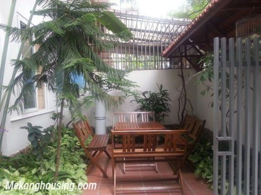 Nice apartment with one bedroom for rent in Cong Vi, Ba Dinh, Hanoi 6