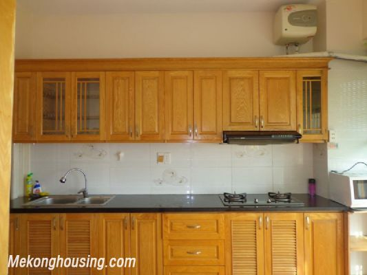 Nice Fully Furnished in Nguyen Chi Thanh Street 3
