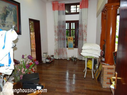 Nice House, 03 Bedrooms For Rent in Ba Dinh district 12