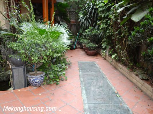 Nice House, 03 Bedrooms For Rent in Ba Dinh district 16