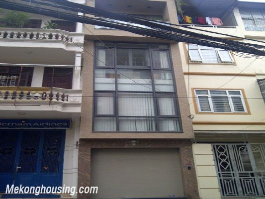 Nice House For Rent, 03 Bedrooms in Cau Giay street, Ha Noi 1