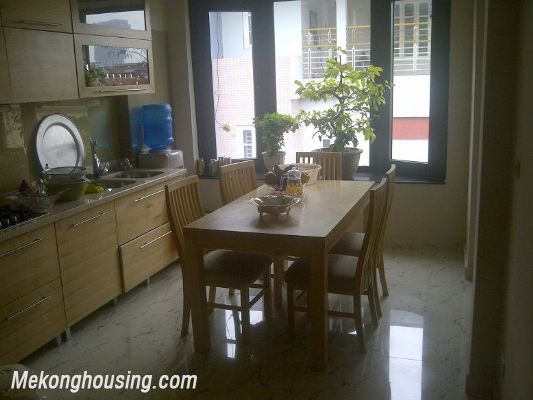 Nice House For Rent, 03 Bedrooms in Cau Giay street, Ha Noi 4