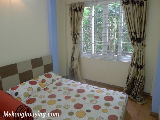 Nice house with 3 bedrooms for rent in Doi Can street, Dong Da district, Hanoi 3