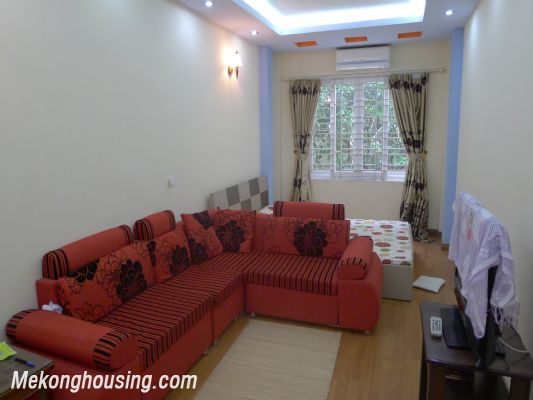 Nice house with 3 bedrooms for rent in Doi Can street, Dong Da district, Hanoi 1