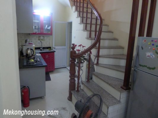 Nice house with 3 bedrooms for rent in Doi Can street, Dong Da district, Hanoi 11