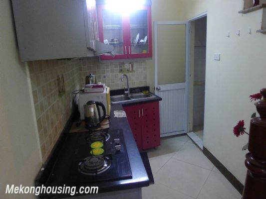 Nice house with 3 bedrooms for rent in Doi Can street, Dong Da district, Hanoi 9