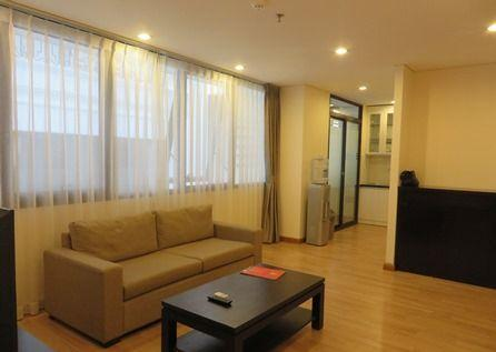 Nice serviced apartment for rent in Quan Hoa street, Cau Giay, Hanoi