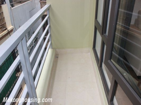 Nice serviced apartment with 1 bedroom for rent in Hoang Quoc Viet street, Cau Giay district, Hanoi 8