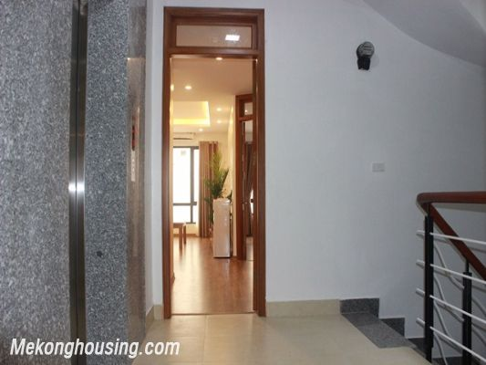 Nice serviced apartment with 1 bedroom for rent in Hoang Quoc Viet street, Cau Giay district, Hanoi 17