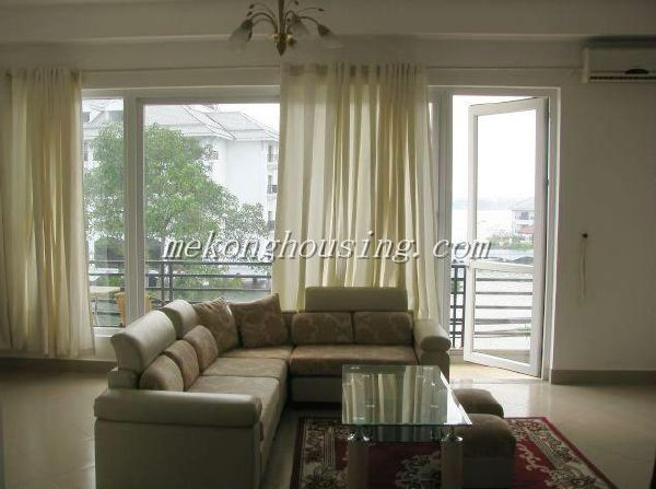 One bedroom service apartment for rent in Au Co street (Nghi Tam village), Hanoi