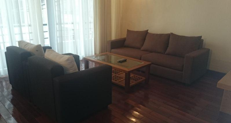 One bedroom serviced apartment for lease in Linh Lang street, Ba Dinh district, Hanoi