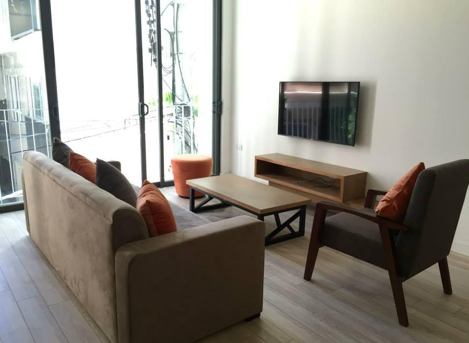 One bedroom serviced apartment for rent in Kim Ma street, Ba Dinh district, Hanoi