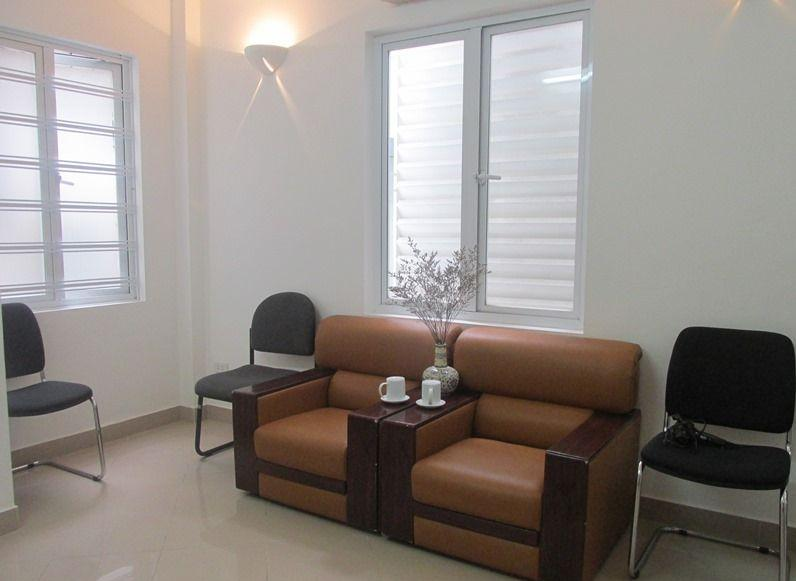 One bedroom serviced apartment for rent in Ngoc Ha street, Ba Dinh district, Hanoi