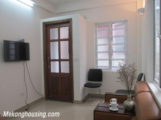One bedroom serviced apartment for rent in Ngoc Ha street, Ba Dinh district, Hanoi 4