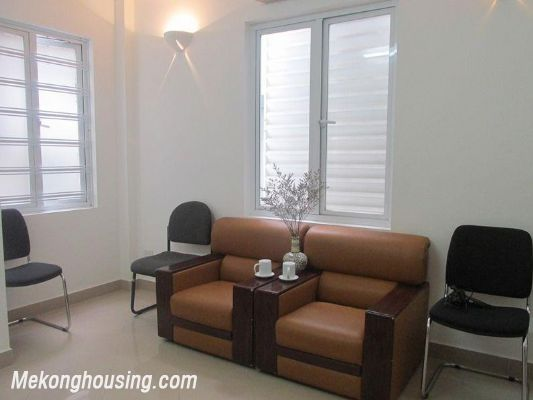One bedroom serviced apartment for rent in Ngoc Ha street, Ba Dinh district, Hanoi 5