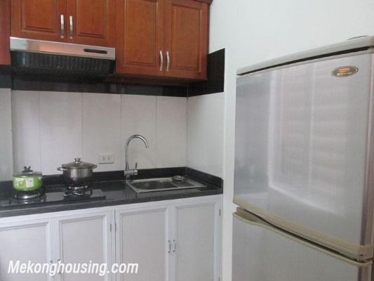 One bedroom serviced apartment for rent in Ngoc Ha street, Ba Dinh district, Hanoi 6