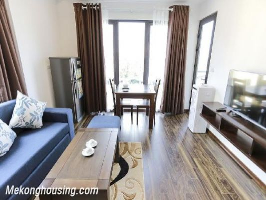 One bedroom serviced apartment for rent in Tran Quoc Hoan street, Cau Giay, Hanoi 4