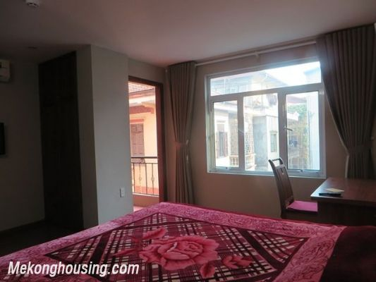 One bedroom serviced apartment for rent in Tran Quoc Hoan street, Cau Giay, Hanoi 6