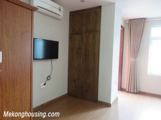 One bedroom serviced apartment for rent in Tran Quoc Hoan street, Cau Giay, Hanoi 7