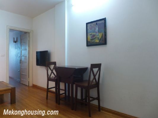 One bedroom serviced apartment for rent in Xuan Dieu district, Tay Ho, Hanoi 2