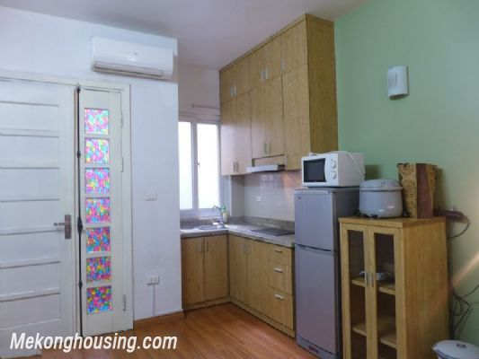 One bedroom serviced apartment for rent in Xuan Dieu district, Tay Ho, Hanoi 3