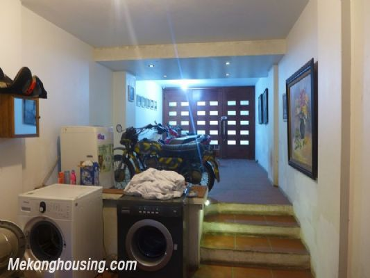 One bedroom serviced apartment for rent in Xuan Dieu district, Tay Ho, Hanoi 7