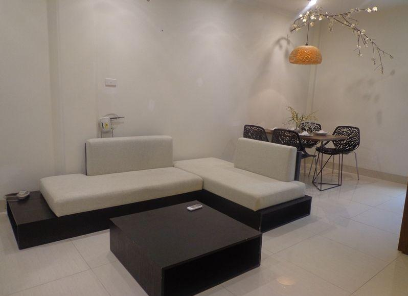 One bedroom serviced apartment for rent Kim Ma street, Ba Dinh district, Hanoi