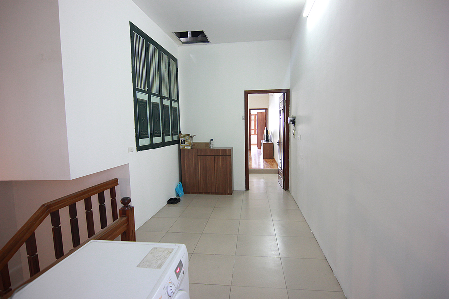 One bedroom serviced apartment for rent on Au Co street, Hanoi 12