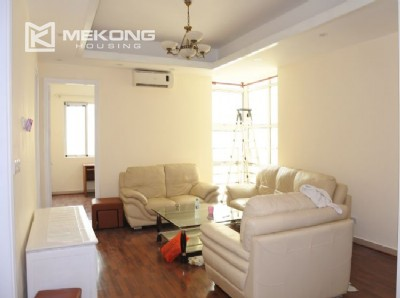 Renovated 120m2 apartment with 4 bedrooms in G tower Ciputra Hanoi
