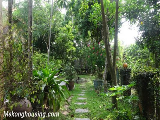 Rental old style French villa, fully furnished in Ngoc Thuy, Long Bien, Hanoi 3