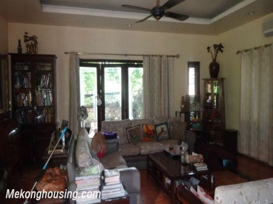 Rental old style French villa, fully furnished in Ngoc Thuy, Long Bien, Hanoi 10