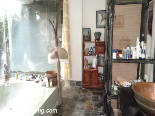 Rental old style French villa, fully furnished in Ngoc Thuy, Long Bien, Hanoi 17