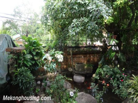 Rental old style French villa, fully furnished in Ngoc Thuy, Long Bien, Hanoi 4