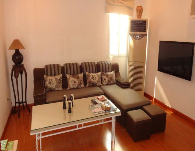 Serviced Apartment For Rent in Dang Thai Mai Streets