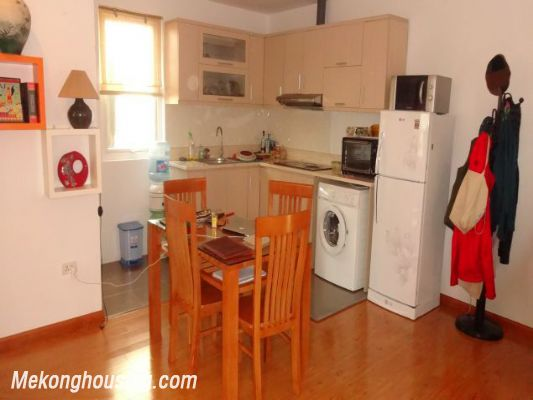 Serviced Apartment For Rent in Dang Thai Mai Streets 2