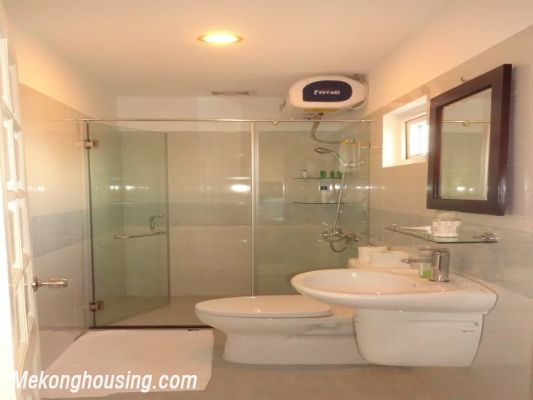 Serviced Apartment For Rent in Dang Thai Mai Streets 4