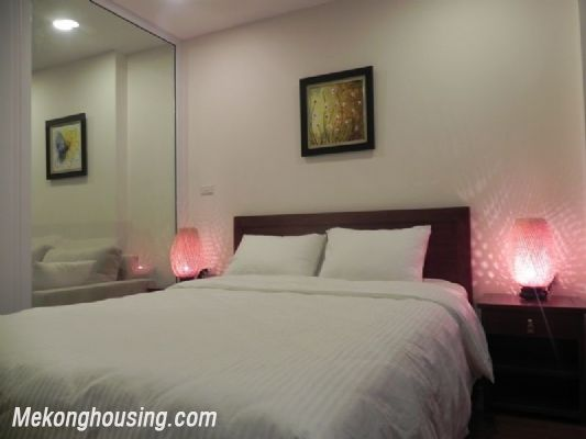 Serviced apartment for rent in Tran Quy Kien str, Cau Giay district, Hanoi 7