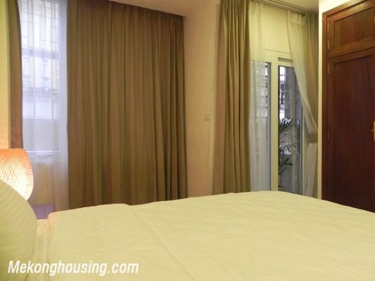 Serviced apartment for rent in Tran Quy Kien str, Cau Giay district, Hanoi 9