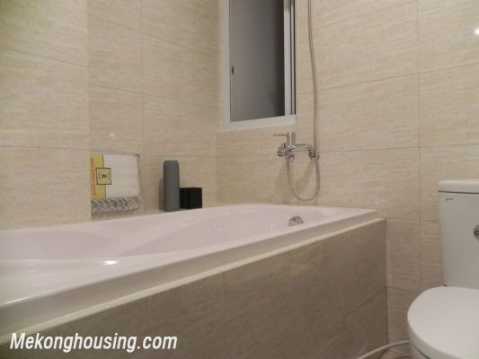 Serviced apartment for rent in Tran Quy Kien str, Cau Giay district, Hanoi 11