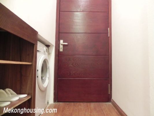 Serviced apartment for rent in Tran Quy Kien str, Cau Giay district, Hanoi 13
