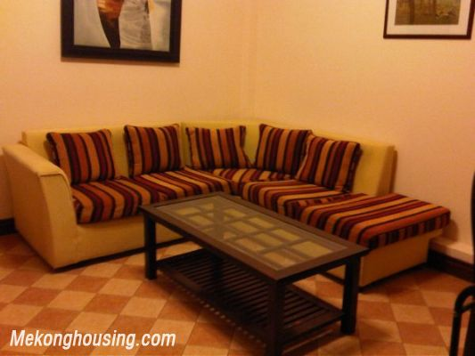 Serviced Apartment For Rent in Van Kiep Street 1