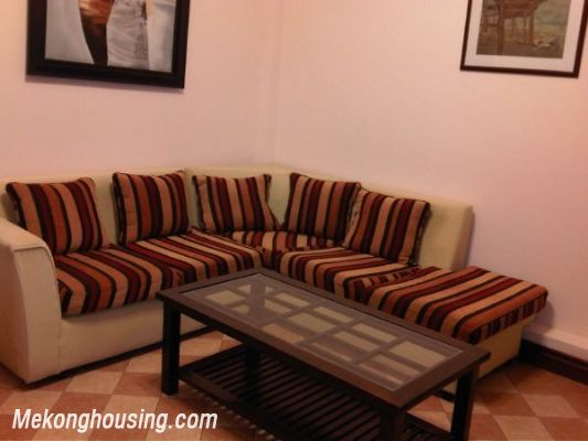 Serviced Apartment For Rent in Van Kiep Street 4