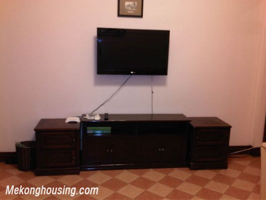Serviced Apartment For Rent in Van Kiep Street 5